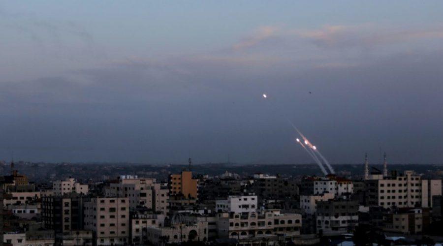 Netanyahu+warns+Gaza+terror+groups+after+another+rocket+hits+southern+Israel