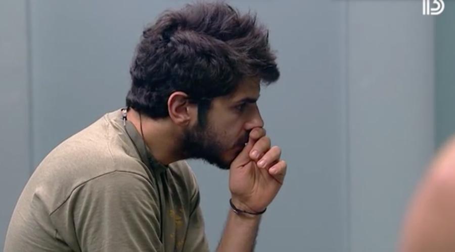 A+contestant+seen+on+Israeli+%22Big+Brother%22+%28Screenshot+from+Walla%29