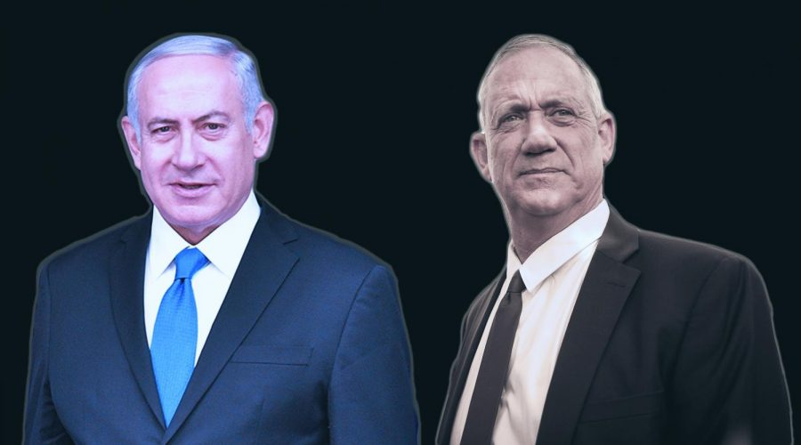 Will+it+be+Prime+Minister+Benjamin+Netanyahu%2C+left%2C+or+Benny+Gantz+who+emerges+as+the+winner+in+Israel%27s+third+national+election+in+less+than+a+year%3F+%28Getty+Images%29