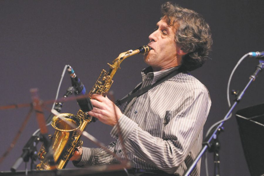 Klezmer+and+Jewish+music+scholar+gives+concert%2C+lecture
