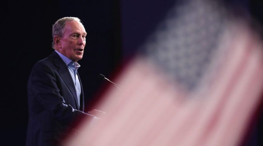 Mike+Bloomberg