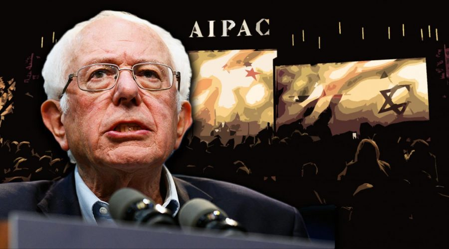 AIPAC+conference+opens+with+appeals+for+bipartisanship+and+broadsides+against+Bernie+Sanders