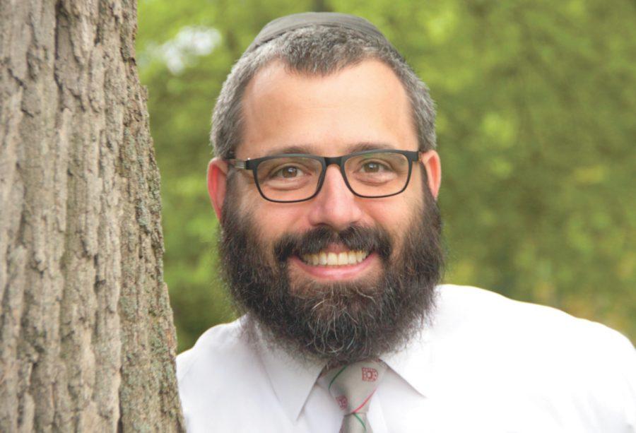 Rabbi Hershey Novack. Photo: Evan Kominsky