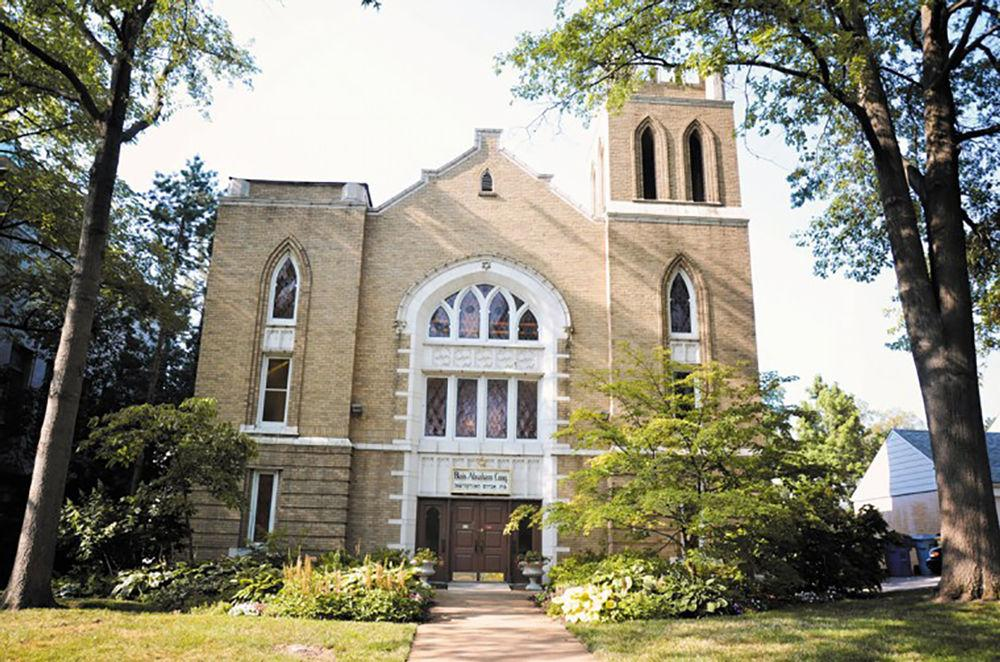 File photo of Bais Abraham Congregation in University City.