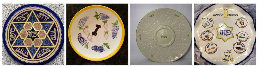 Seder+Plates