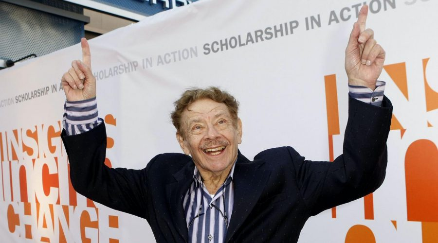 Jerry+Stiller+at+a+fundraising+event+in+Universal+City%2C+Calif.%2C+Feb.+17%2C+2008.+Photo%3A+Michael+Buckner%2FGetty+Images