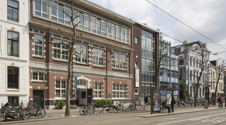 The+Amsterdam+building+that+used+to+house+the+Reform+Seminary+and+children%27s+detainment+facility+where+Betty+Goudsmit-Oudkerk+helped+saved+hundreds+of+Jewish+children.+%28Luuk+Kramer%2FCourtesy+of+the+Jewish+Cultural+Quarter+of+Amsterdam%29