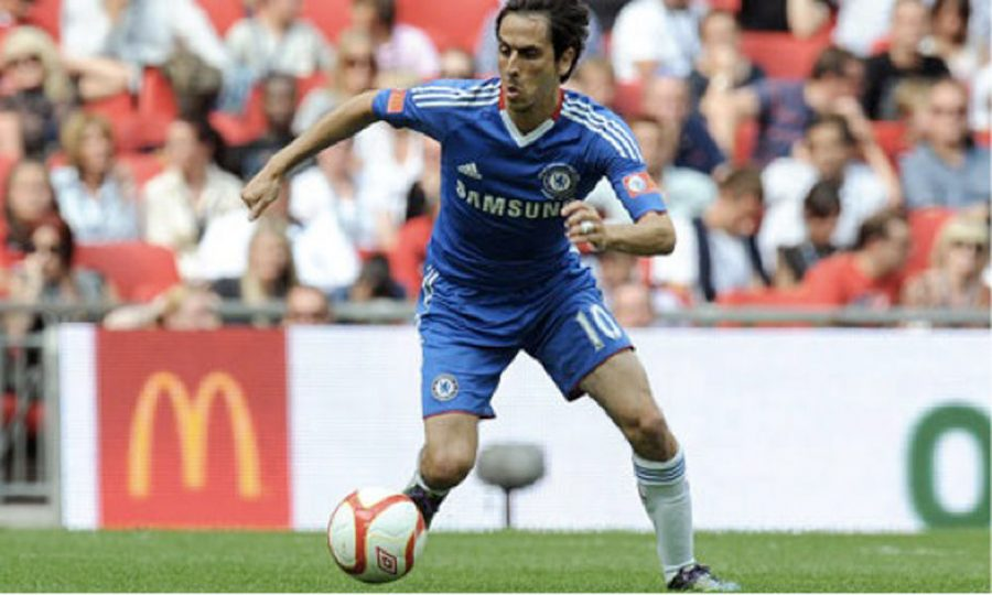 JULY+2+-%C2%A0Yossi+Benayoun+plays+for+Chelsea+during+the+2010-11+season.