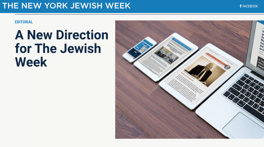 New+York+Jewish+Week+says+it+will+put+print+edition+on+hiatus+in+favor+of+%E2%80%98digital-first+model%E2%80%99