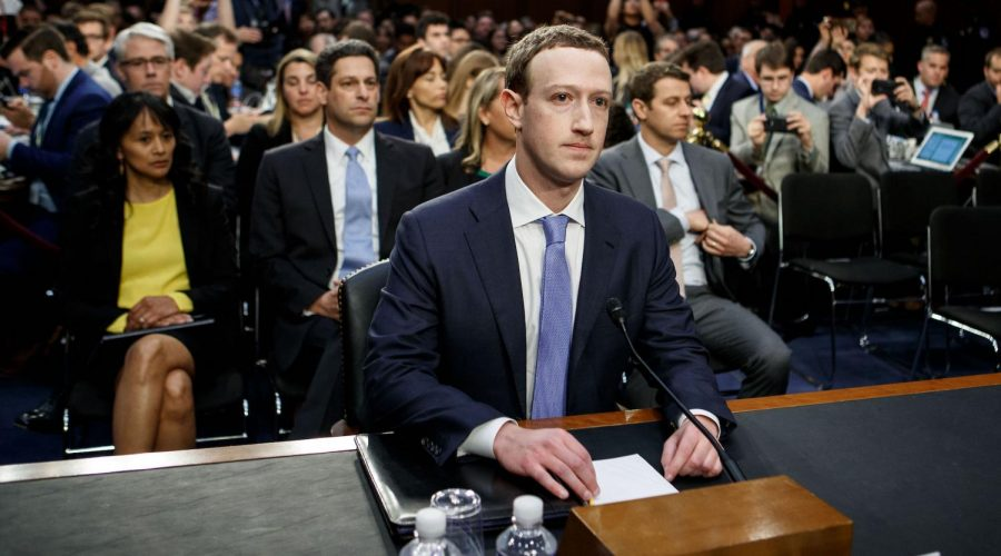 Facebook+CEO+Mark+Zuckerberg+testifies+at+a+joint+hearing+of+the+Senate+Judiciary+and+Commerce+committees+on+Capitol+Hill%2C+April+10%2C+2018.+Later+that+year%2C+the+Anti-Defamation+League+would+start+to+pivot+from+collaborating+with+Facebook+to+pressuring+it+on+its+hate+speech+policies.+%28Xinhua%2FTing+Shen+via+Getty+Images%29%C2%A0