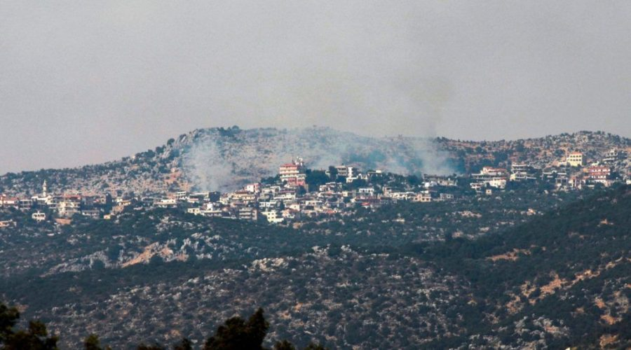 Smoke+billows+from+the+Sheba+Farms+area+in+southern+Lebanon+following+border+clashes+with+Israel%2C+July+27%2C+2020.+%28Jalaa+Marey%2FAFP+via+Getty+Images%29