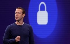 Facebook CEO Mark Zuckerberg speaks during the F8 Facebook Developers Conference in San Jose, Calif., May 1, 2018. (Justin Sullivan/Getty Images)