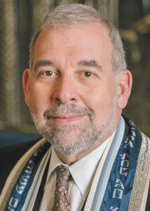 Rabbi James M. Bennett is senior rabbi of Congregation Shaare Emeth. He is a past president of the St. Louis Rabbinical Association, which coordinates the d'var Torah for the Jewish Light.