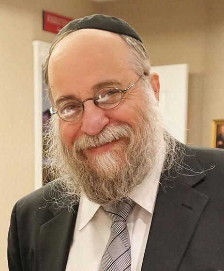 Rabbi Yosef Landa is the regional director of Chabad of Greater St. Louis.