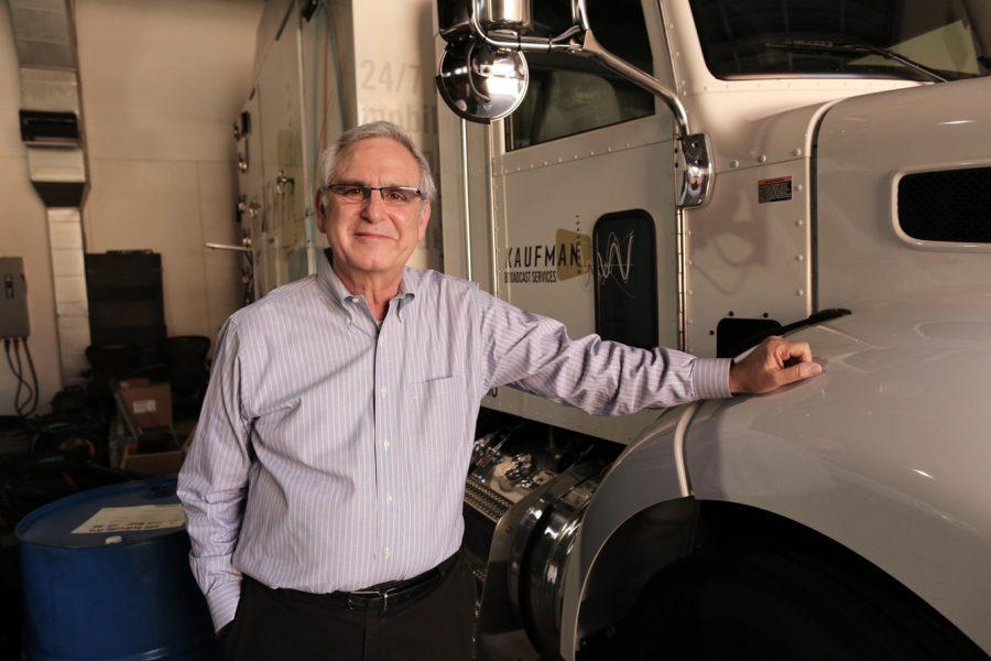 Bill Kaufman runs Kaufman Broadcast Services.