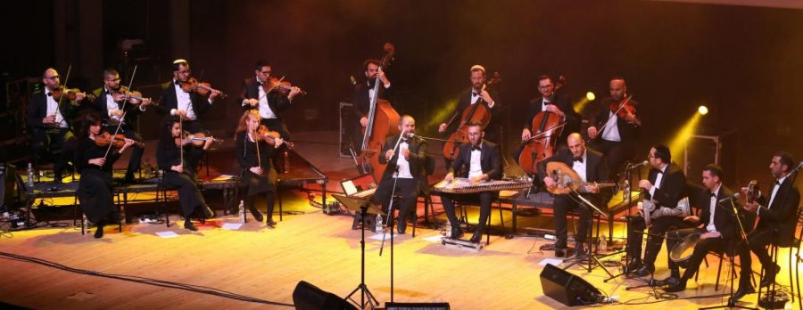 Firqat Alnoor performing at the Jerusalem Festival. Photo: courtesy