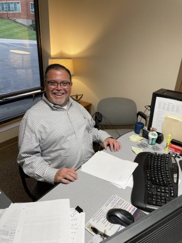 Mark Morgan, who has worked at MERS Missouri Goodwill's Jewish Community Employment Services since 2008, has seen his caseload increase significantly during the pandemic.