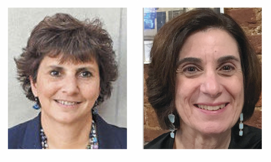 Cheryl Adelstein is the Deputy Director of the Jewish Community Relations Council. Nancy Solomon Desloge is Co-Chair of the Policy and Advocacy Committee of the Jewish Coalition on Racial Equity.