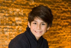 Bar Mitzvah: Oliver Lee Stern