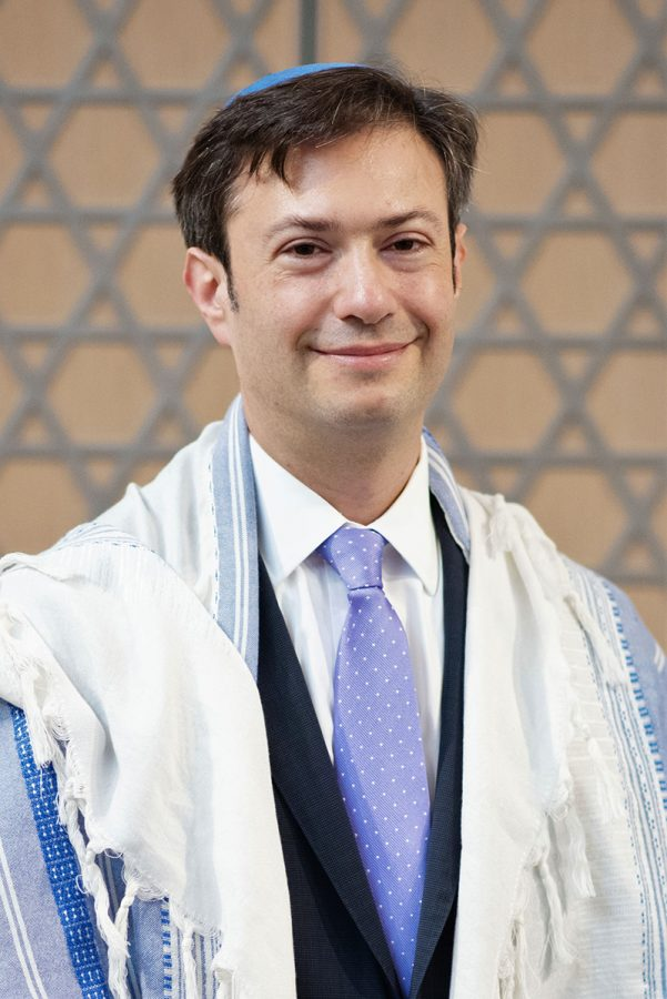Rabbi Noah Arnow serves Kol Rinah and is a past president of the St. Louis Rabbinical and Cantorial Association.