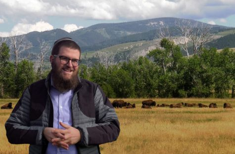 """The Rabbi Goes West"""