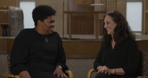 "Rev. Traci Blackmon of Christ the King United Church of Christ in Florissant and Rabbi Susan Talve of Central Reform Congregation in St. Louis are featured in the documentary ""Shared Legacies,"" which is part of this year's St. Louis Jewish Film Festival."