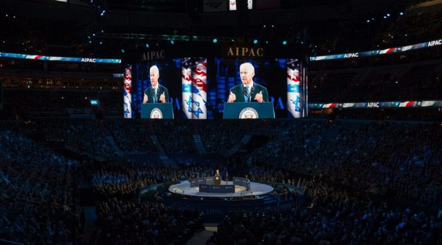 Joe+Biden%2C+then+vice+president%2C+speaks+at+the+AIPAC+2016+Policy+Conference+on+March+20%2C+2016+in+Washington%2C+DC.+%28Molly+Riley%2FAFP+via+Getty+Images%29%C2%A0%C2%A0