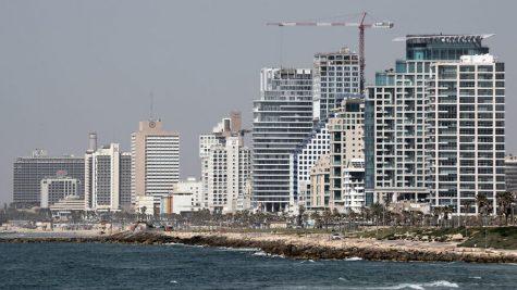 Hotels on Tel Aviv
