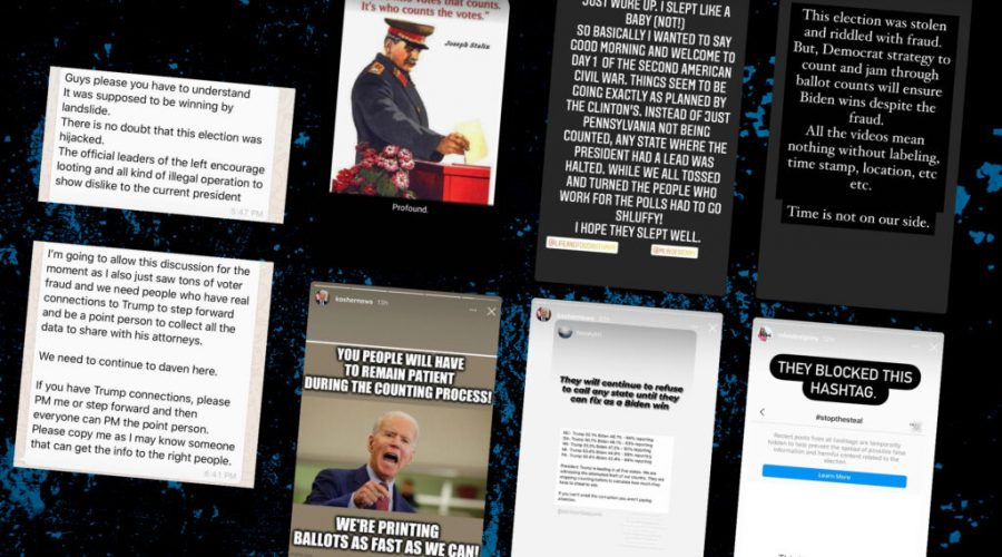 Messages+undermining+election+integrity+are+circulating+on+Orthodox+social+media