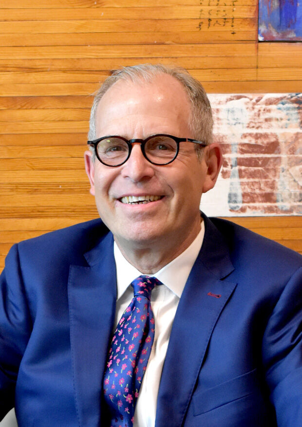 Philanthropist and businessman Michael Staenberg has been a major supporter of Jewish institutions in many communities, including St. Louis, Denver, Omaha and Kansas City.