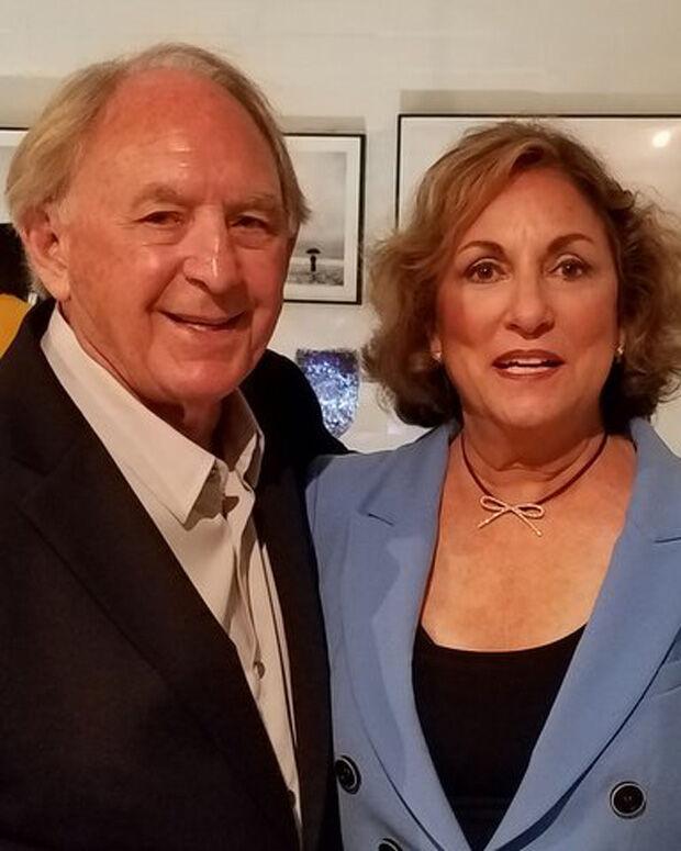 60th Anniversary: Sheila and Richard Flom