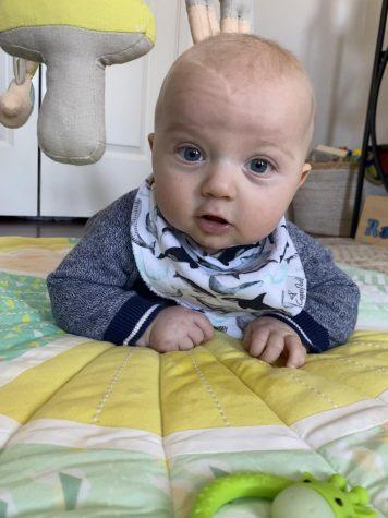 Birth announcement: Adrian Isaac Rosenzweig