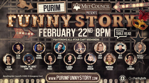 Purim Funny Story