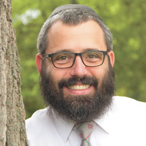 Rabbi Hershey Novack is co-director of the Chabad on Campus Rohr Center for Jewish Life at Washington University.