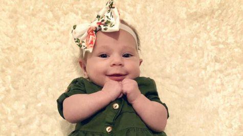 Birth Announcement: Davina Levy