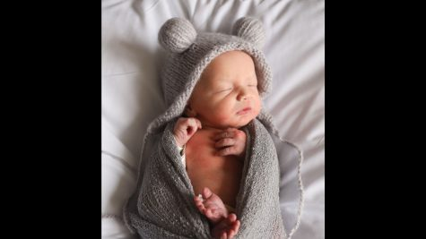 Birth Announcement:  Simon Frank
