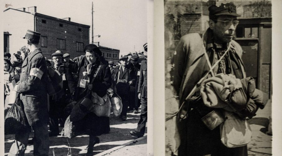 On+left%2C+an+untitled+photo+of+the+Lodz+Ghetto+by+Henryk+Ross%2C+1910-1991.+On+right%2C+one+by+Ross+of+a+Jewish+doctor+imprisoned+in+the+Lodz+Ghetto.+%28Courtesy+of+Museum+of+Fine+Arts+Boston%29