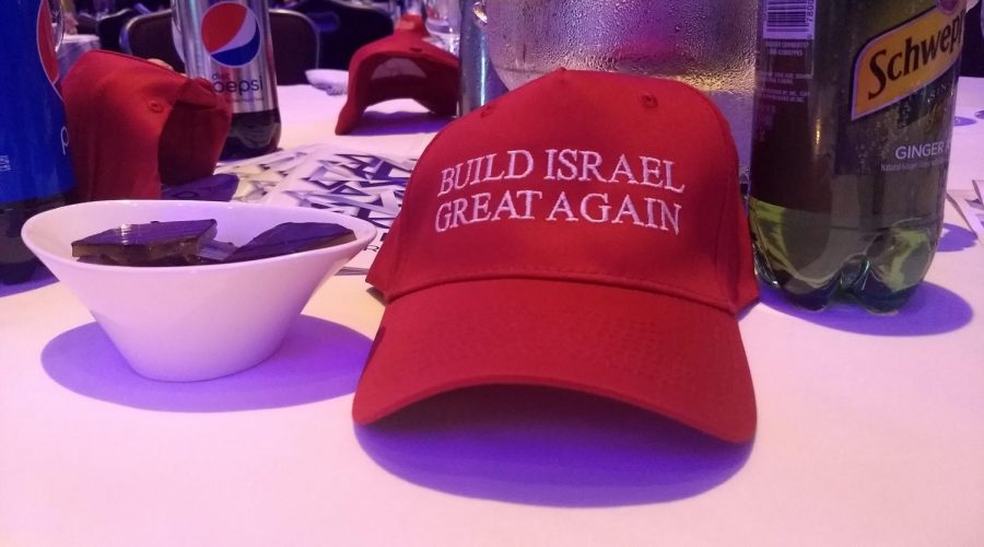 Build Israel Great Again