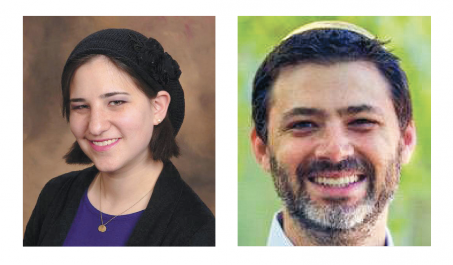 Maharat+Rori+Picker+Neiss+%28left%29+is+executive+director+of+the+Jewish+Community+Relations+Council+of+St.+Louis.+Rabbi+Daniel+Bogard+is+a+member+of+the+rabbinical+team+at+Central+Reform+Congregation.%C2%A0