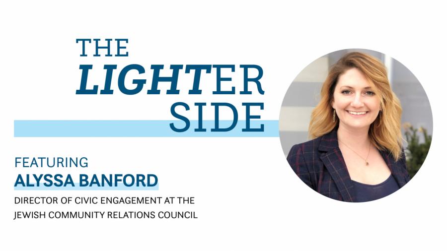 Alyssa Banford: The Lighter Side