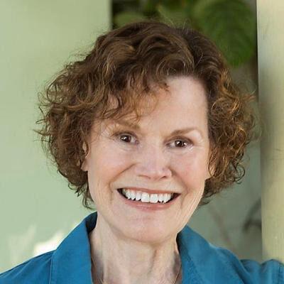 Judy Blume. Photo: Twitter