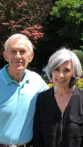 60th Wedding Anniversary: Sandra and Gerald Mindel
