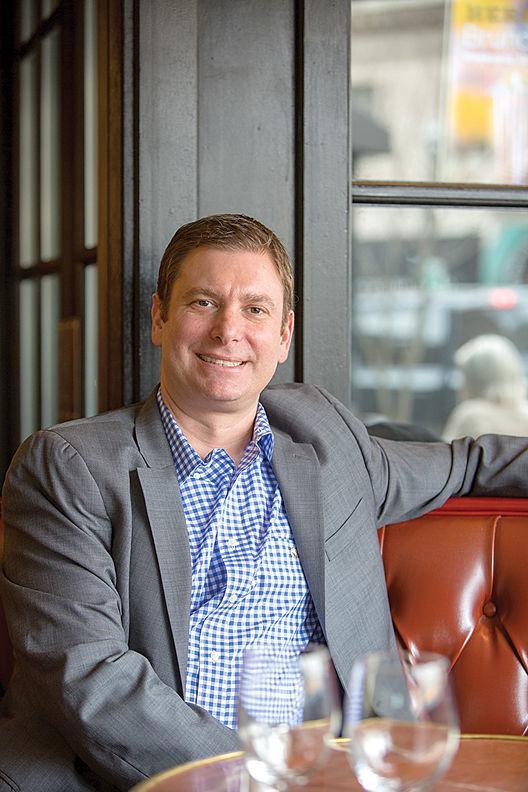 Restaurateur Aaron Teitelbaum decided to close his three restaurants during the coronavirus pandemic.