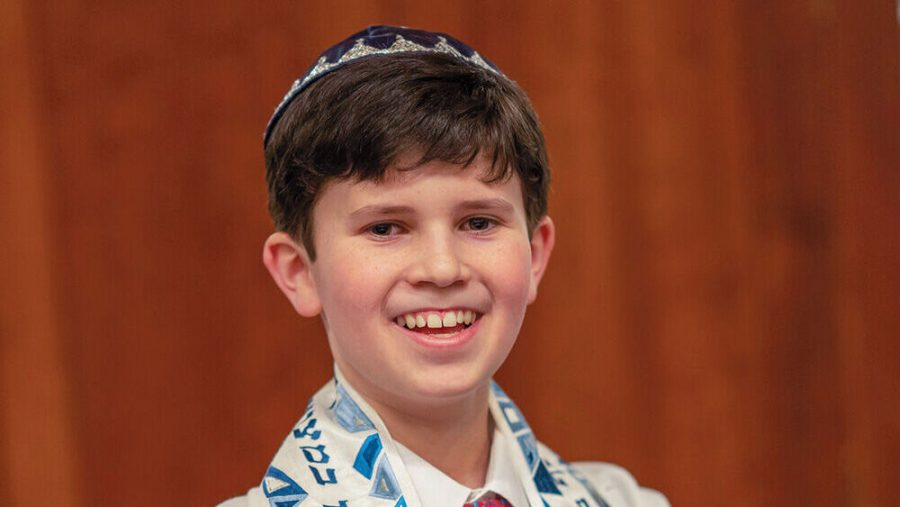 Bar Mitzvah: William Klearman