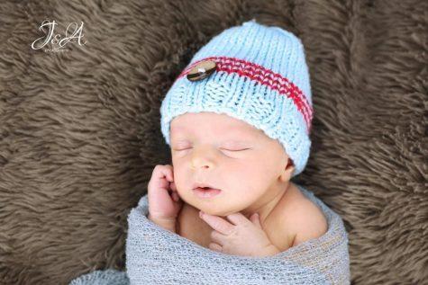 Birth Announcement: Zachari Miles Klaven