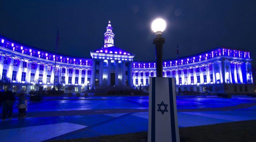Denver City Hall, Denver, Co. (Israeli-American Council)