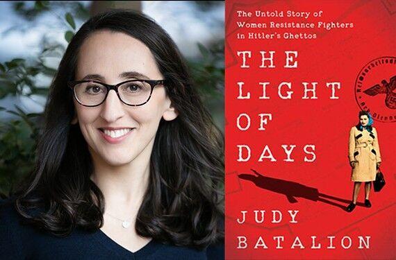 Author Judy Batalion
