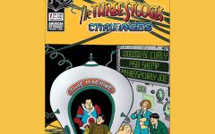 Nyuk, Nyuk, Nyuk, the Three Stooges are back in new comic book series