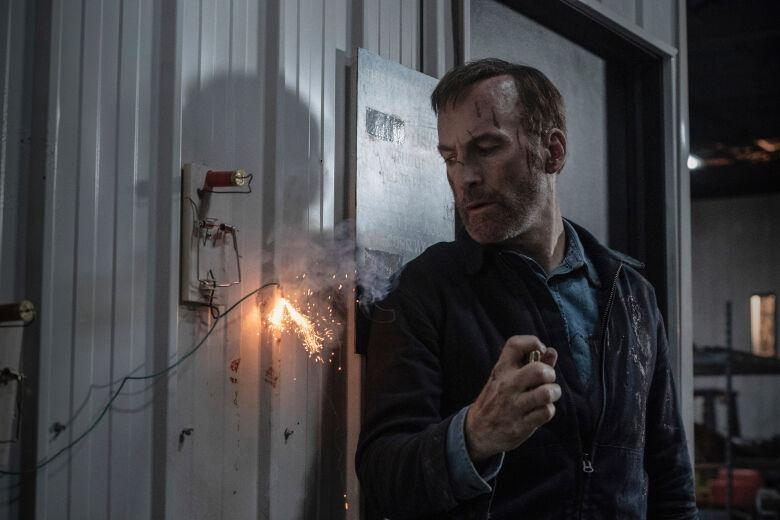 Bob Odenkirk as Hutch Mansell in Nobody, directed by Ilya Naishuller. Photo Credit: Allen Fraser/Unive