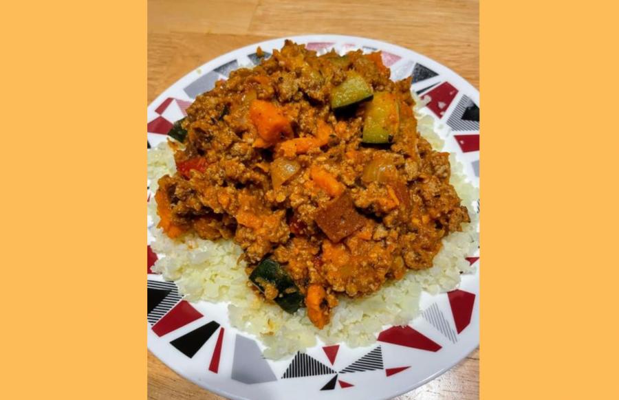 Cooking Kosher  | Ground turkey and sweet potato casserole